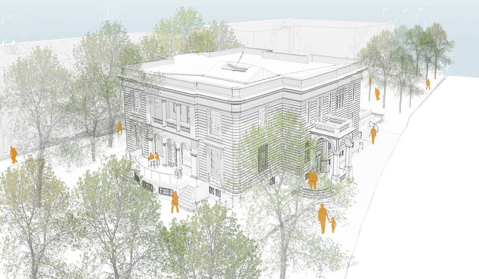 Redevelopment of Schacht Palace