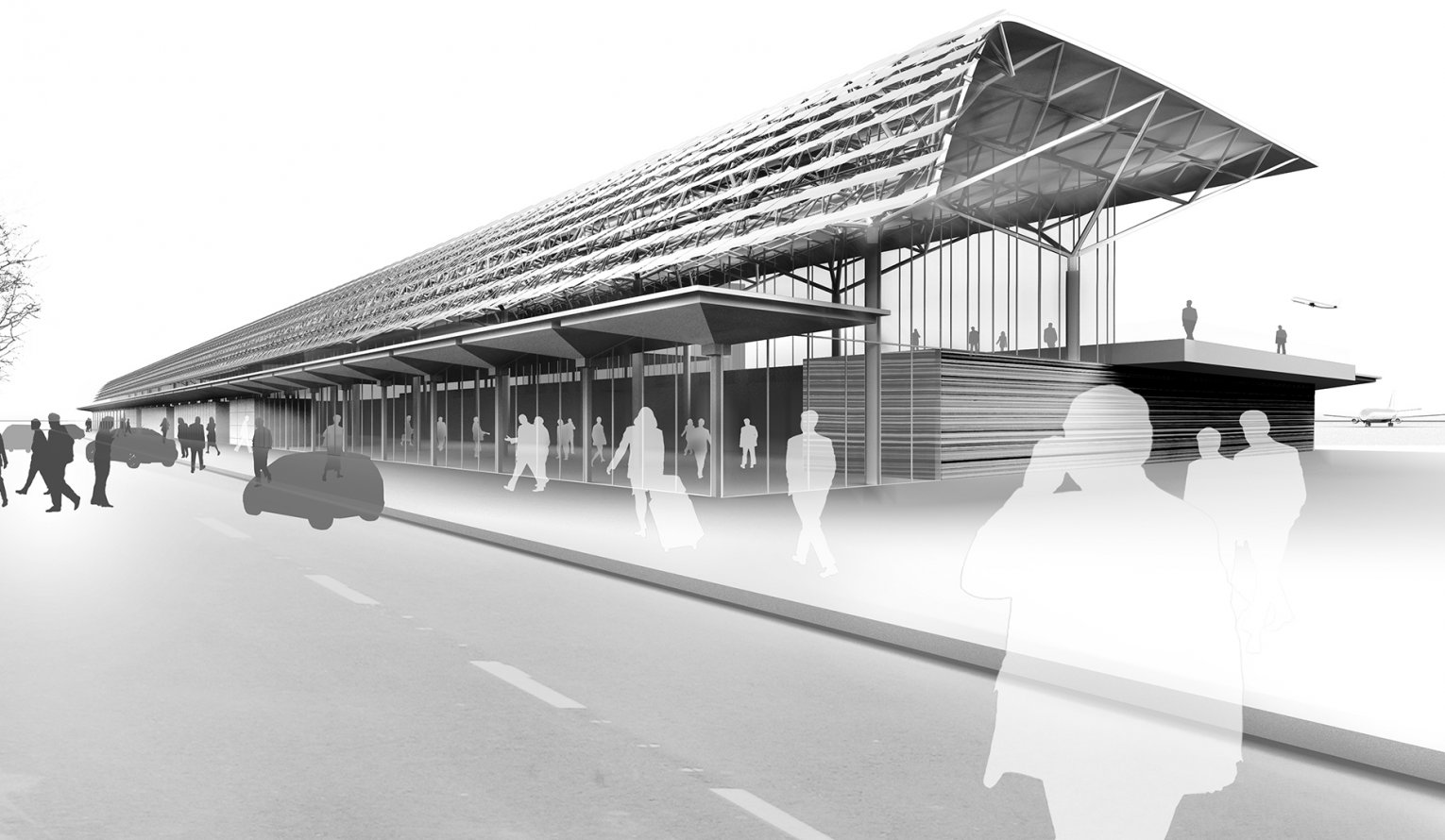 Valladolid Airport Extension