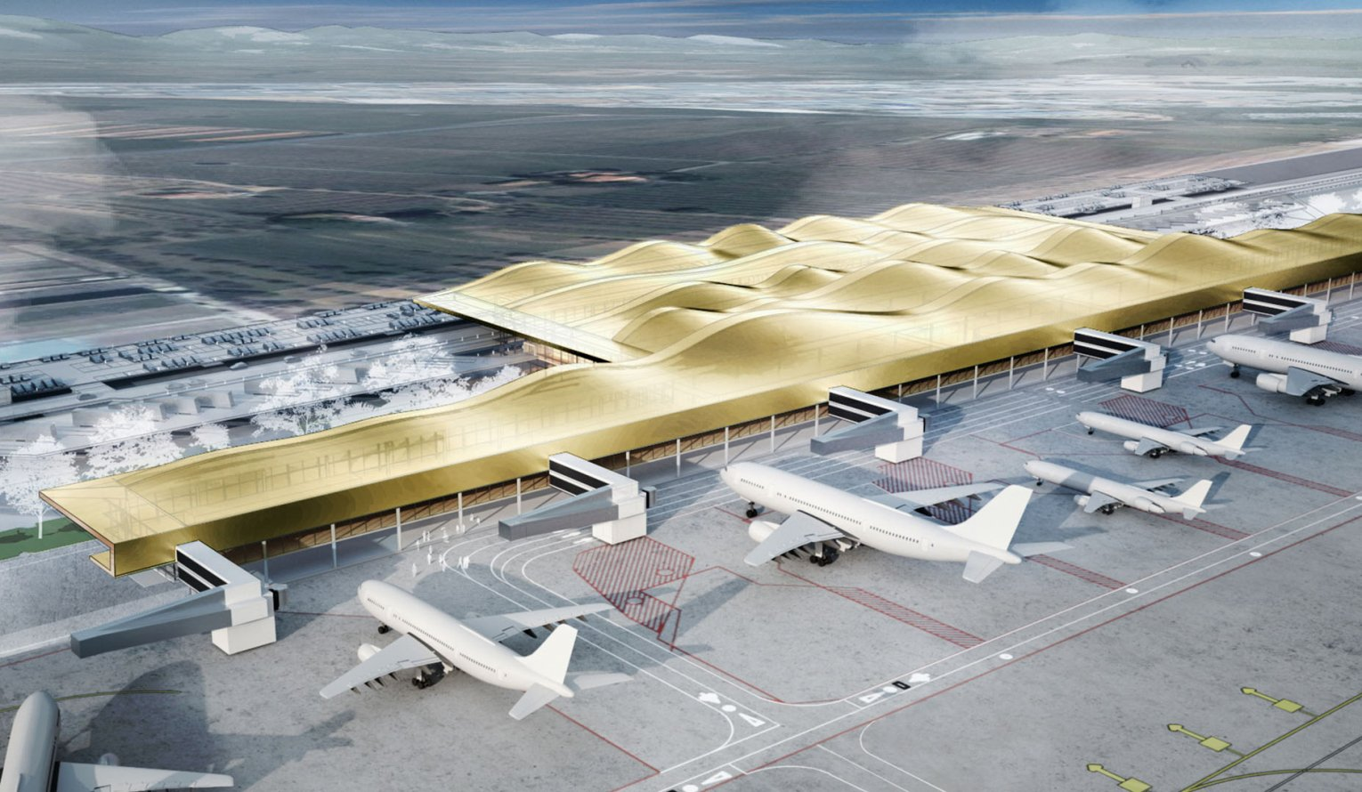 New Reus Airport